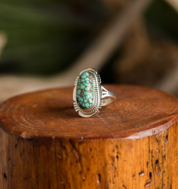 Kingman's Spiderweb Ring